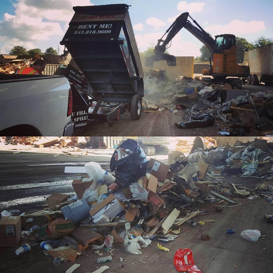Dump Trailer Service Charleston SC