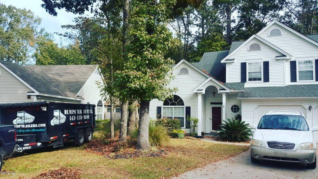 Charleston Dump Trailer Charleston