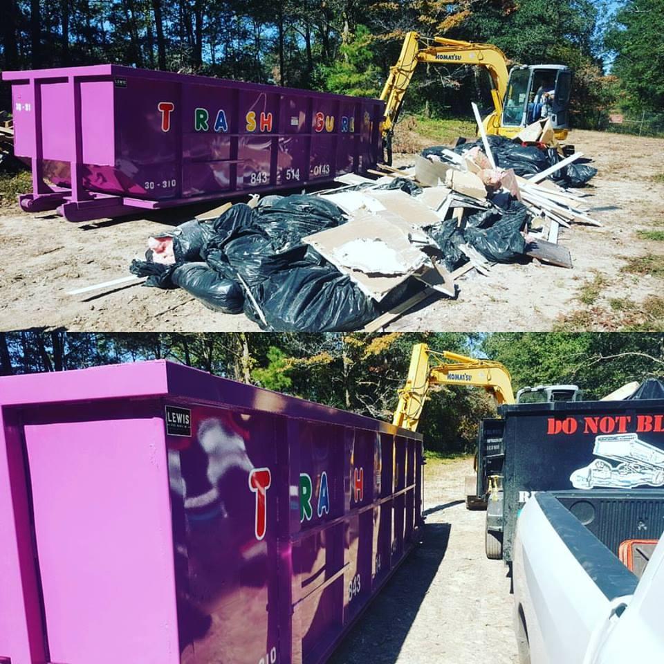 Loading Dump in Tariler Charleston SC
