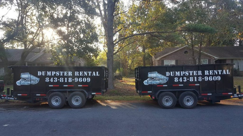 Charleston Dump Rent Services