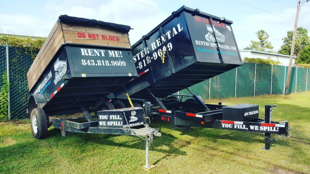 Dump Trailers Charleston