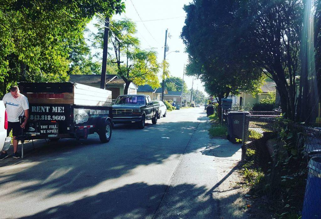 Hooking Up Trailer Charleston SC