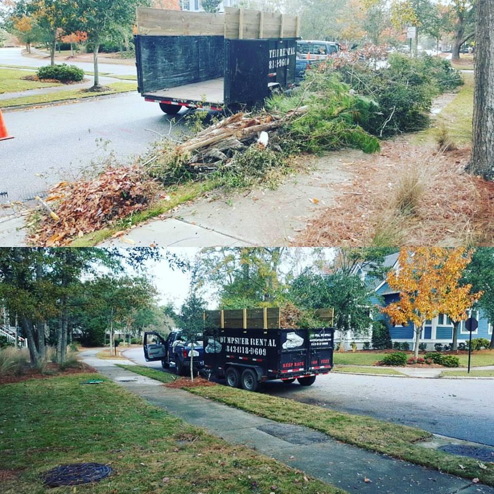 junk removal charleston sc1