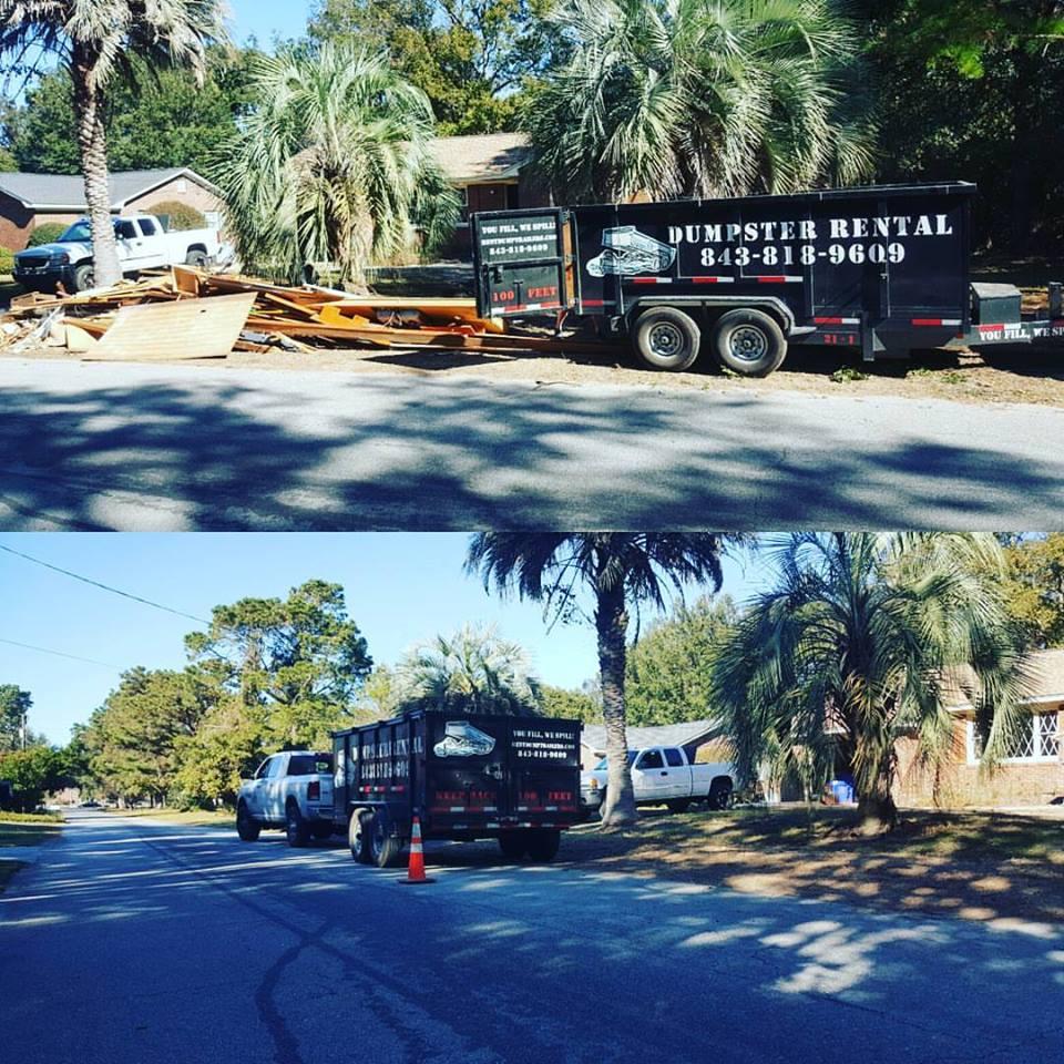 junk removal charleston sc10
