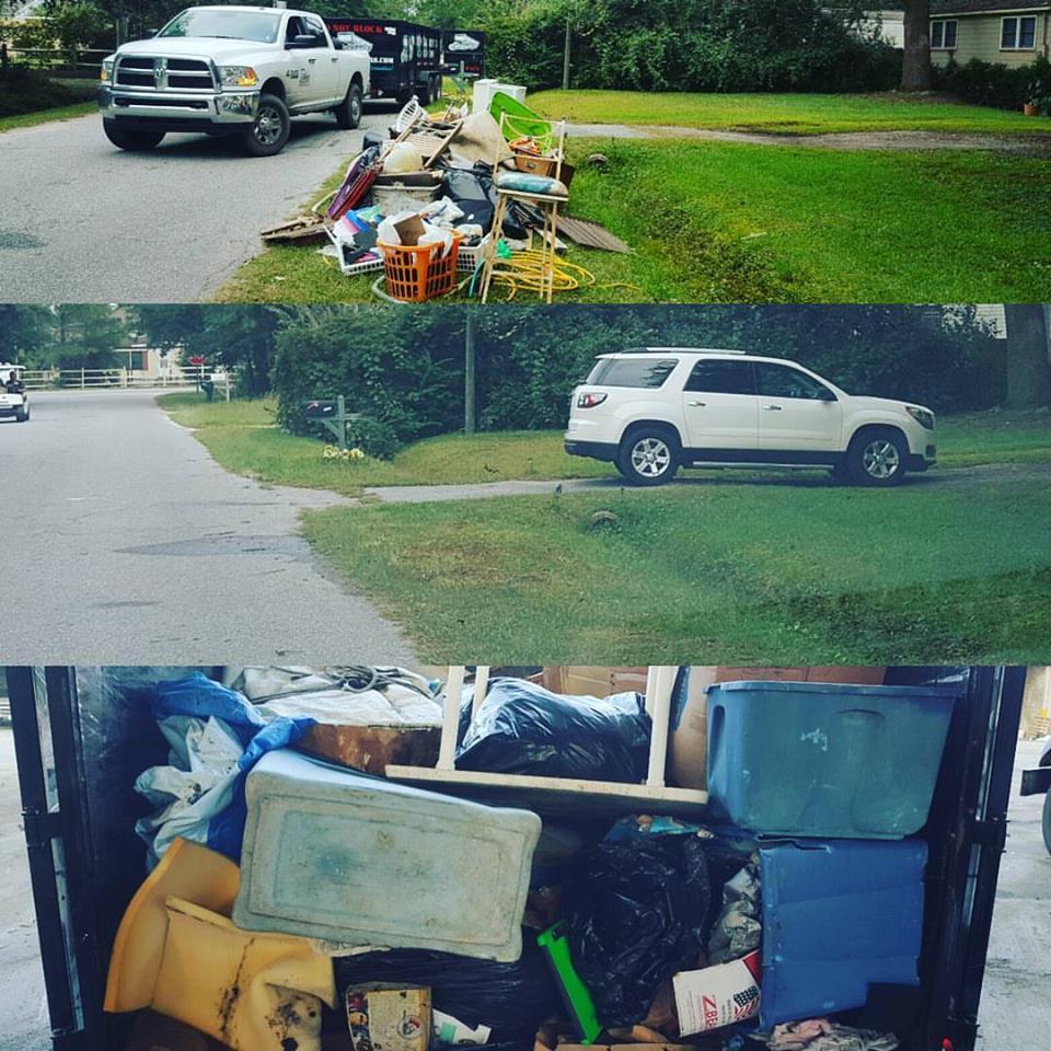 junk removal charleston sc6