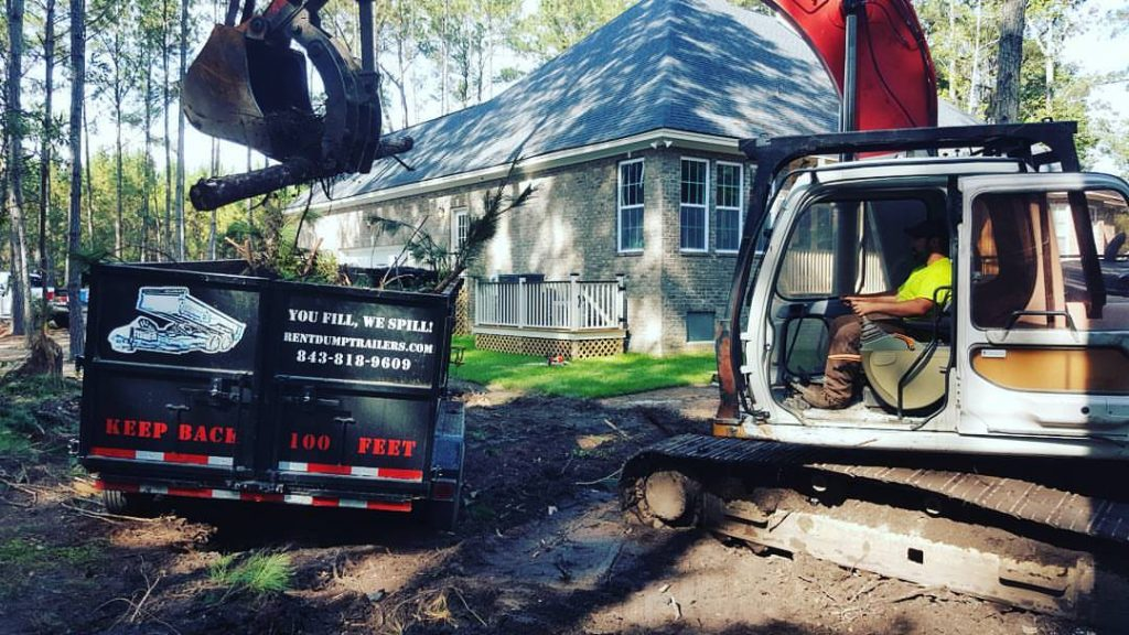Dumpster Services Charleston SC