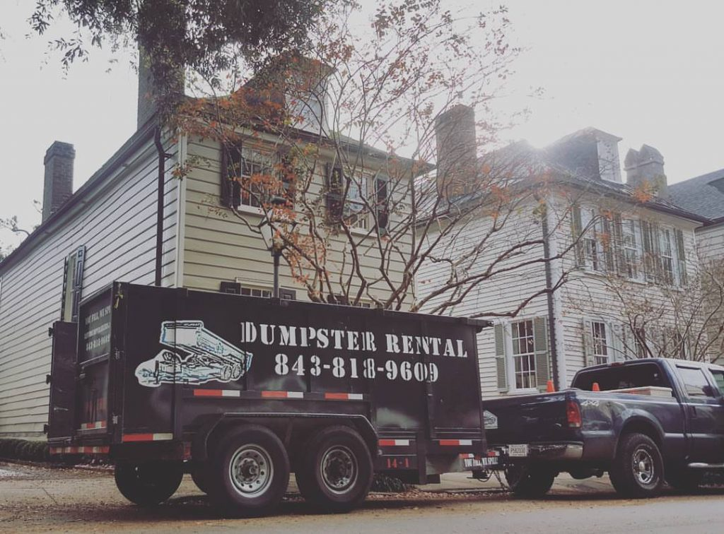 Dump Trailer Service Charleston