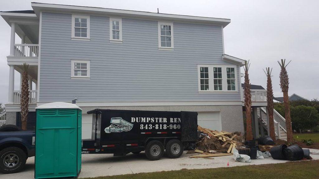 junk removal charleston sc29