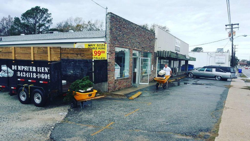 junk removal charleston sc4