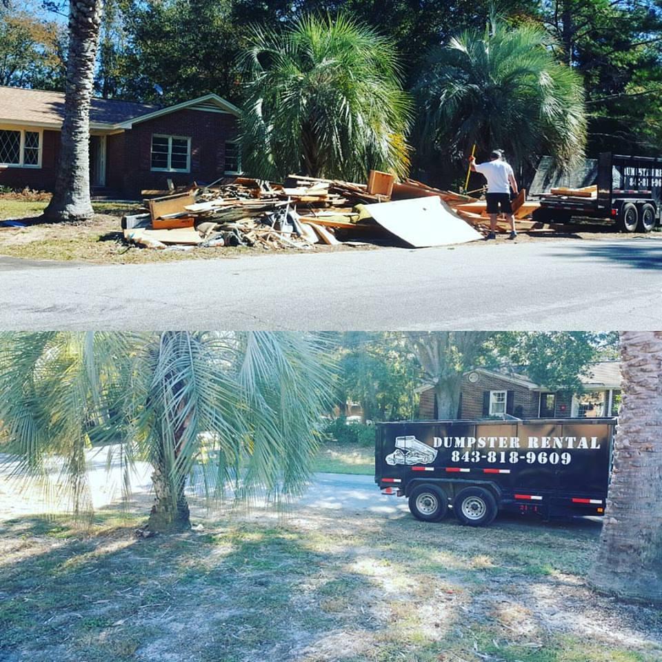 junk removal charleston sc7