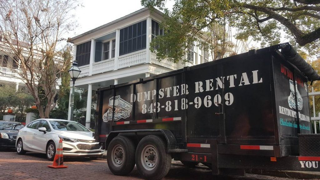 Dump Trailer Charleston