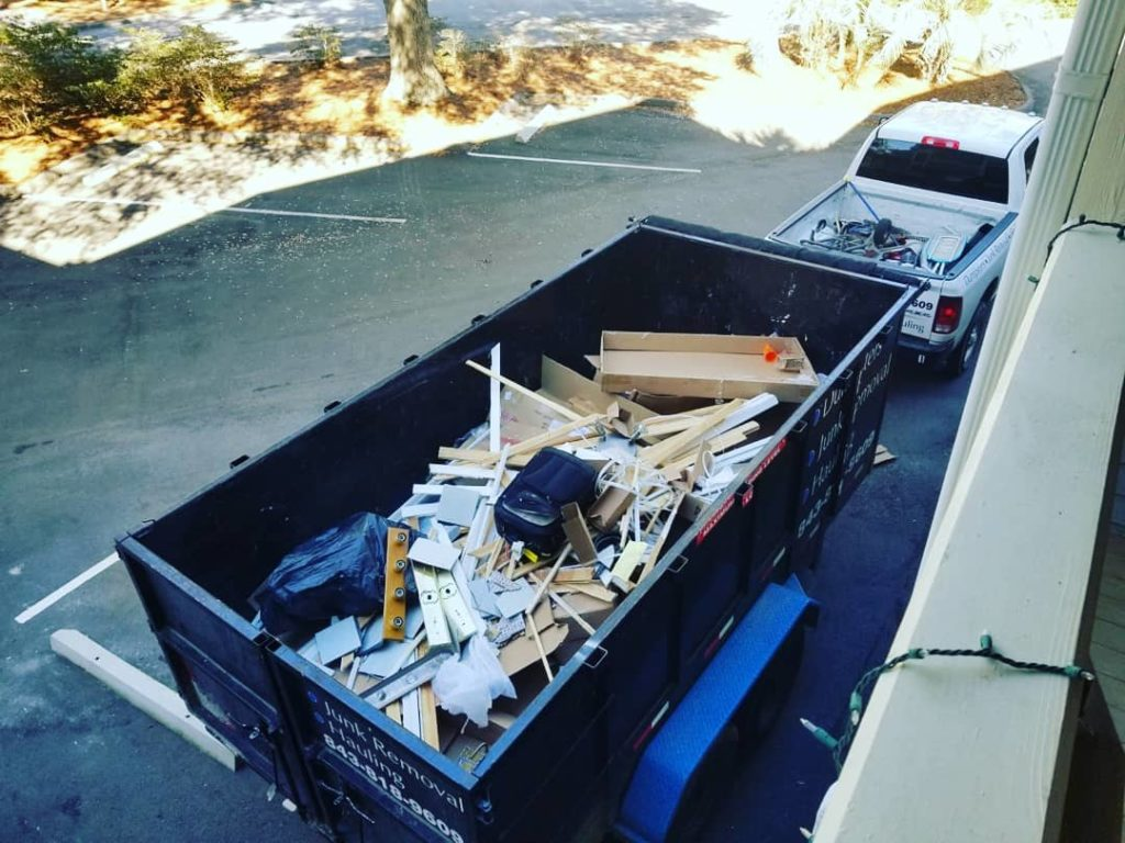 Dumpster rental Charleston SC